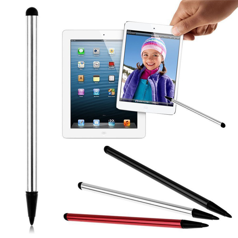 10 x Metal Adjustable Stylus Touch Screen Pen for iPhone iPad Samsung Tablet PC
