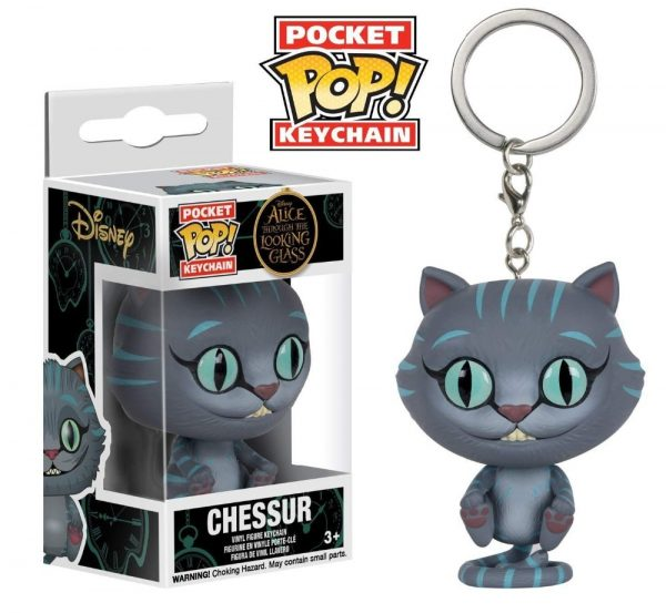 Funko Pop Marvel The Avengers Stranger Things Alien Chucky Maleficent Action Figure Toys Pocket Pop Keychains